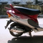 Tvs Scooty Pep Plus 4