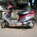 Tvs Scooty Pep Plus 5