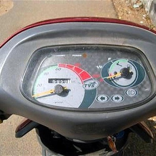 Tvs Scooty Pep Plus 6