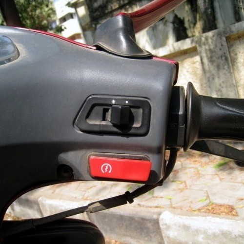 Tvs Scooty Pep Plus 8