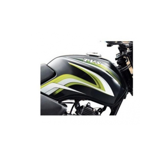 Tvs Star Sport Fuel Tank Decals