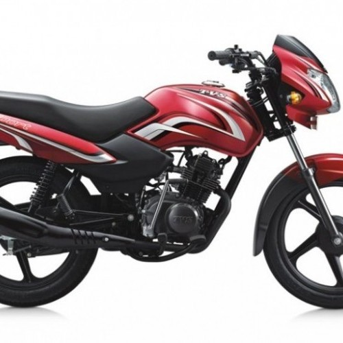 Tvs Star Sport Right Side View