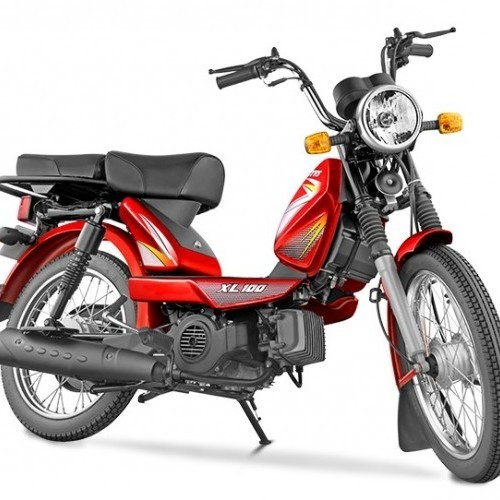 Tvs Xl 100cc Bike Moped