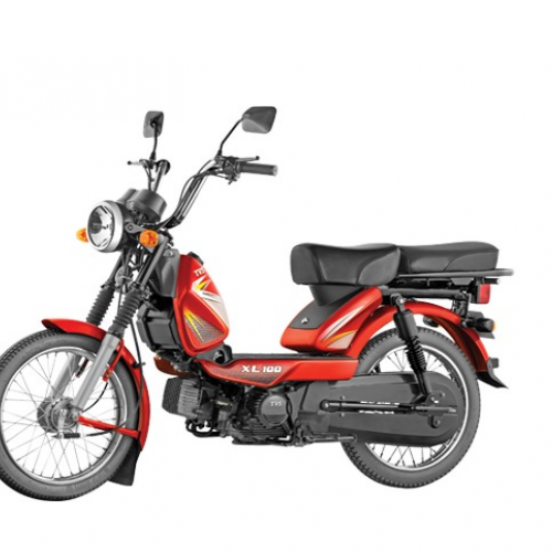 Tvs Xl 100cc Bike Moped Design 627x470