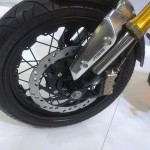 Tvs Zeppelin Front Tyre Abs Usd Forks