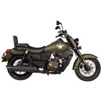 UM Motorcycles Commando Iron 300