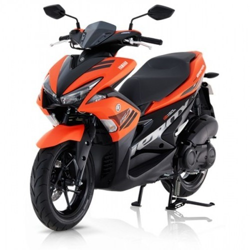 Yamaha Aerox 155 Vibrant Orange