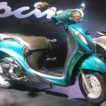 Yamaha Fascino Scooter Launch Picture