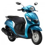 Yamaha Fascino Scooter Main Picture
