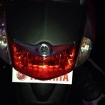 Yamaha Fascino Tail Lamp