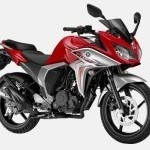 Yamahafazer Fi Version 2 Red Down