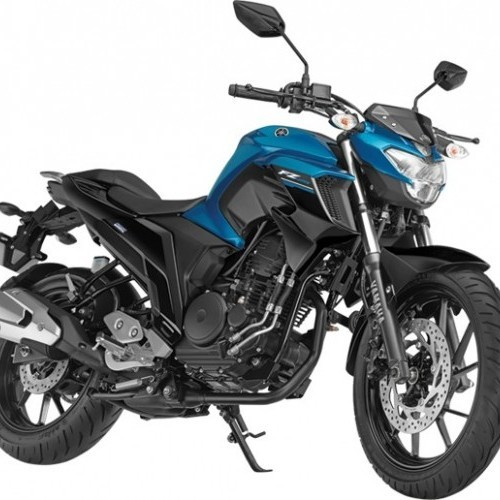 Yamaha Fz 25 Bike Test Drive