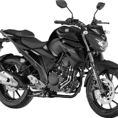Yamaha Fz25 Black Color