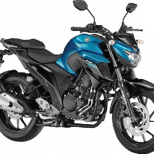 Yamaha Fz25 Side View