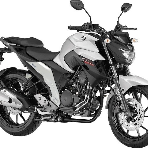 Yamaha Fz25 White Color