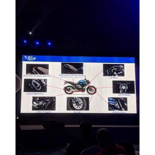 Fzs 2019 Specification