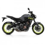 Yamaha MT09 Picture