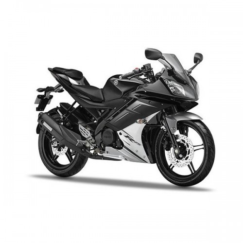 Yamaha Yzf R15 Left View