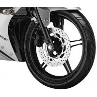 Yamaha Yzf R15 Wheels And Tyre View