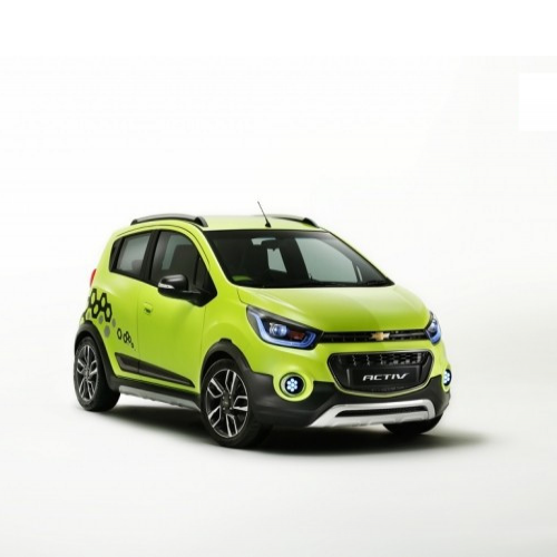 Chevrolet Beat Activ Front Quarter View