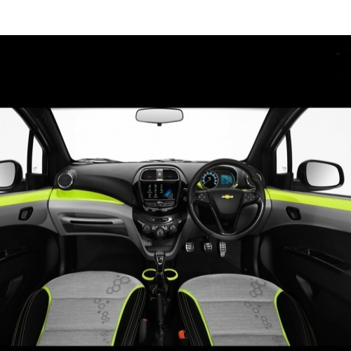 Chevrolet Beat Activ Interiors