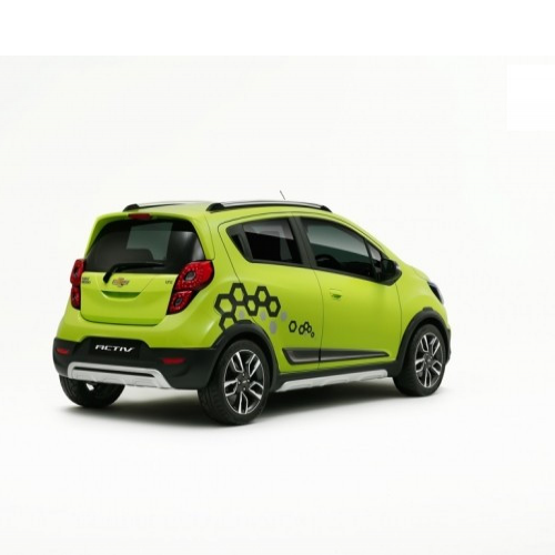 Chevrolet Beat Activ Rear Quarter View
