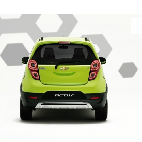 Chevrolet Beat Activ Rear View Studio Picture