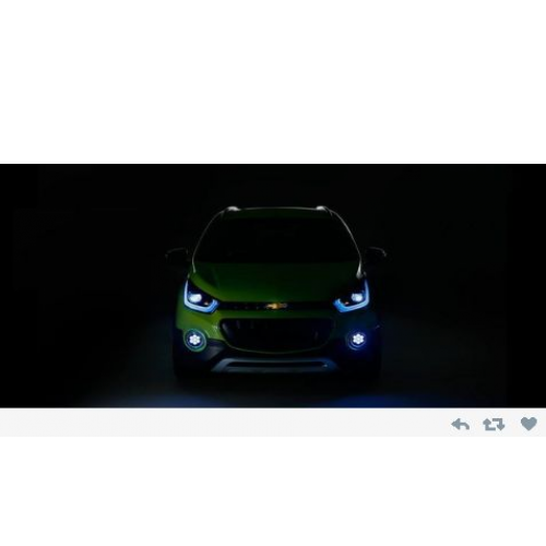 Chevrolet Beat Activ Teaser Picture