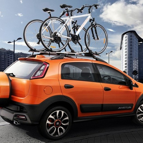 Fiat Avventura With Cycles