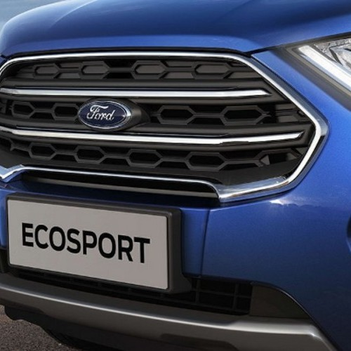 2017 Ecosport Front Grille