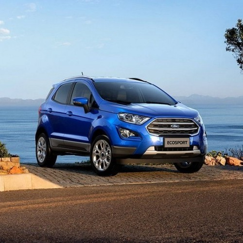 2017 Ecosport Ground Clearance