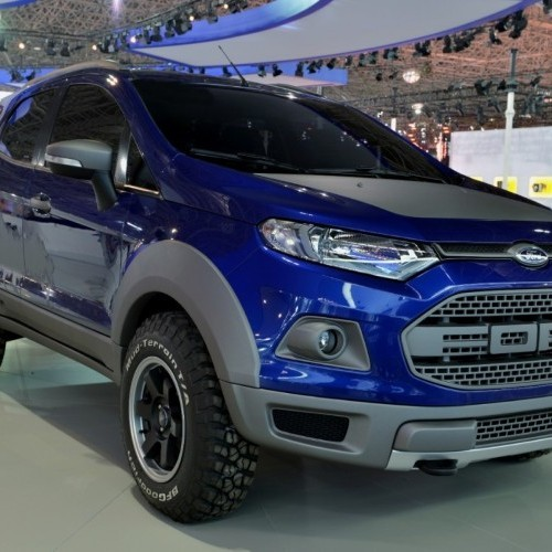 Ford EcoSport Price, Review, Pictures, Specifications