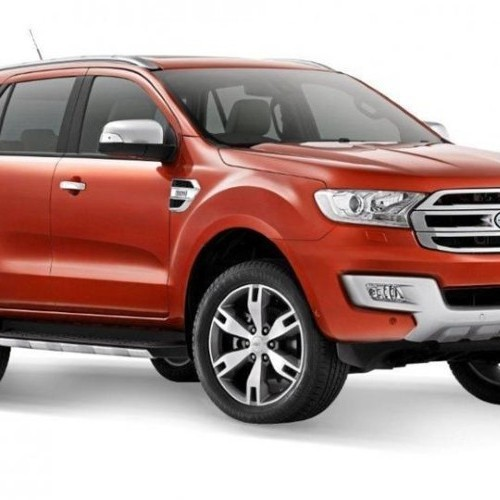 Ford Endeavour 2015 Alloy Wheel