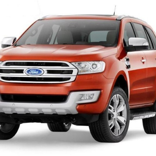 Ford Endeavour 2015 Grille Fog Lamp