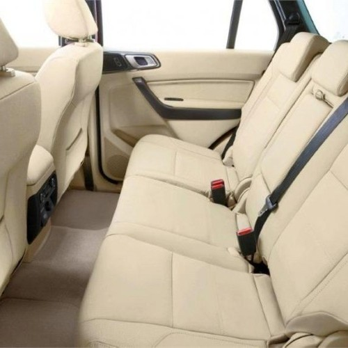 Ford Endeavour 2015 Seats Interior