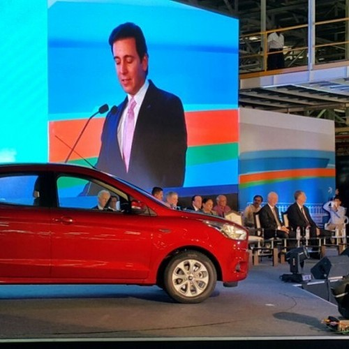 Ford Figo Aspire Launch Picture 2