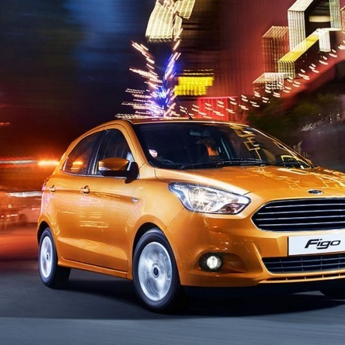 Ford Figo Complete View New