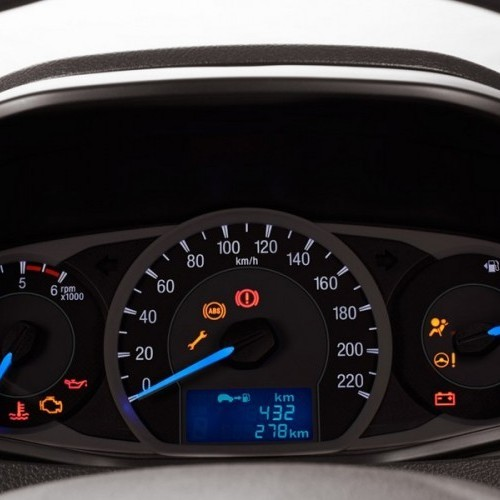 Ford Figo Interiors Instrument Panel