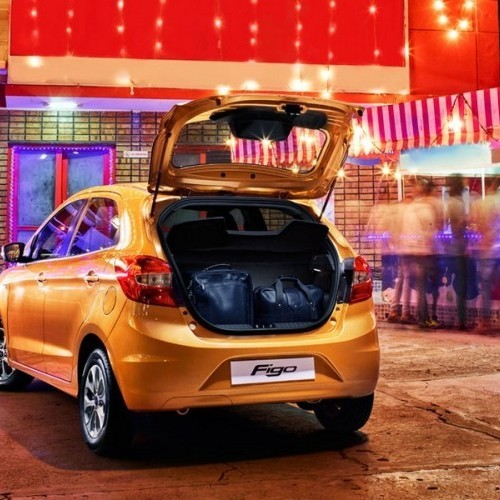 Ford Figo Luggage Space