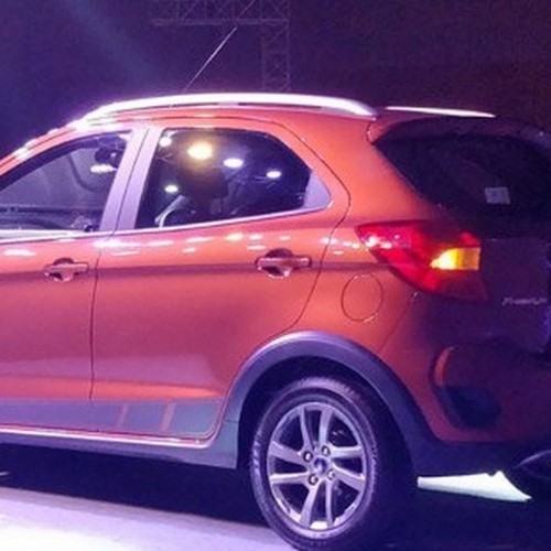 Ford Freestyle Side View