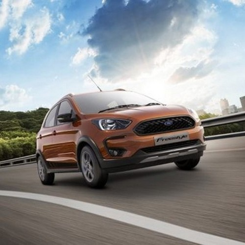 Ford Freestyle Wallpaper 1