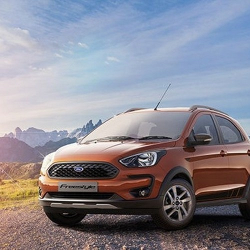 Ford Freestyle Wallpaper 2