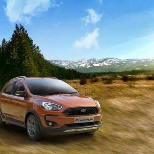 Ford Freestyle Wallpaper 3