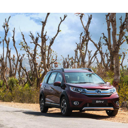 Honda Brv Test Drive Picture 1