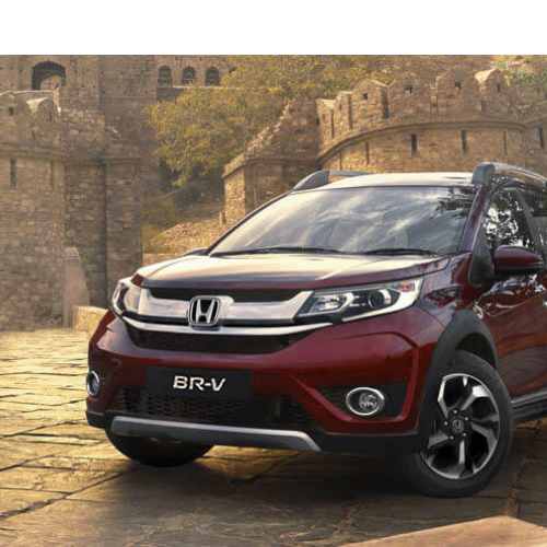 Honda Brv Test Drive Picture Fort 2