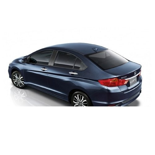 Honda City Rear Quater View