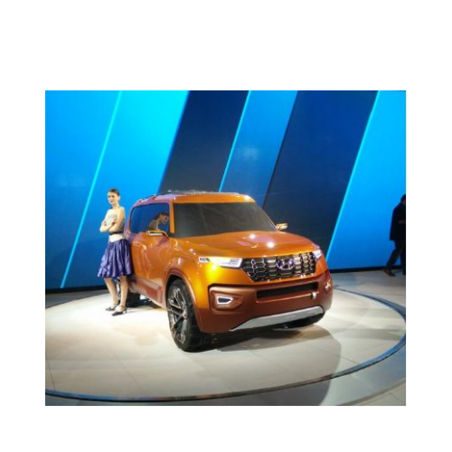 Hyundai Carlino Suv Launch Picture