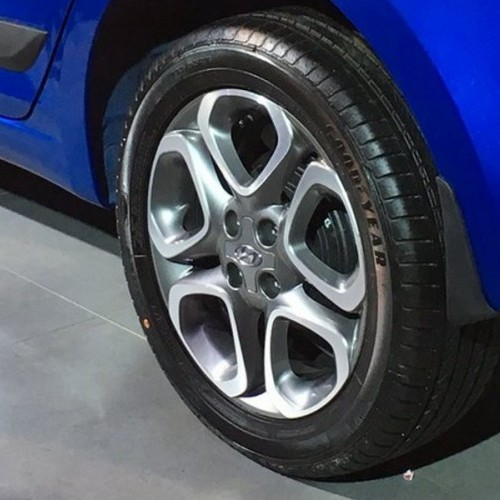 Hyundai Elite I20 2018 Alloy Wheel