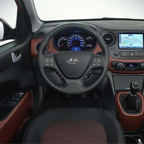 Hyundai Grand I10 New Model Dashboard