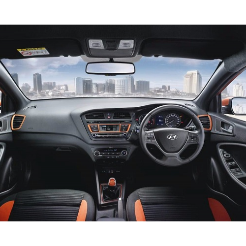Hyundai I20 Active Interiors Dashboard